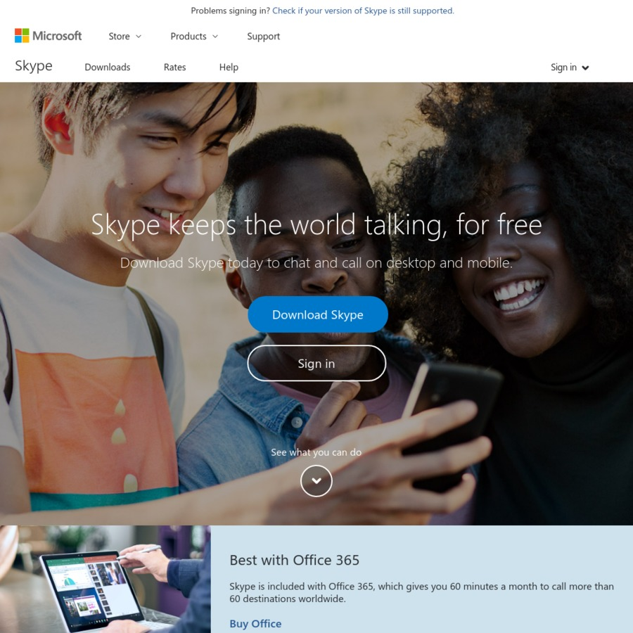 download skype for windows 10 desktop